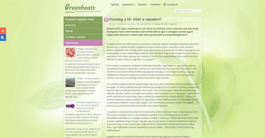 2015.10.29.-Greenbeats-1024x533 Sajtómegjelenések