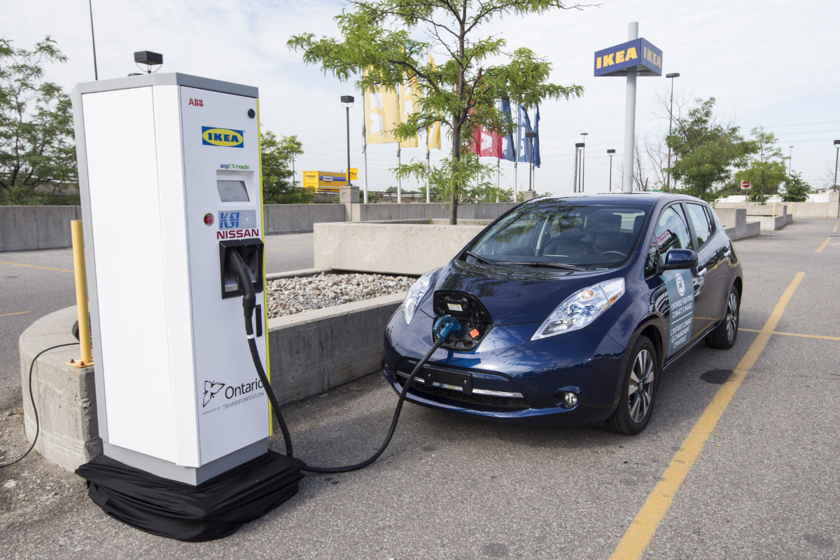 AP gearing up for EV Vehicles, with 50 Charging stations