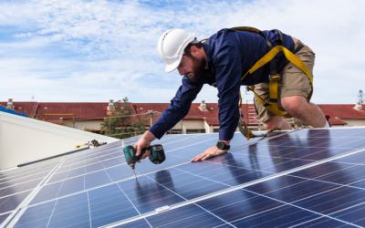 Frissen végzett napelemszerelők csatlakoztak az EU-Solar Zrt.-hez.