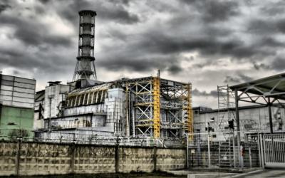 Napelemes erőmű nyílt a csernobili katasztrófa helyszínén