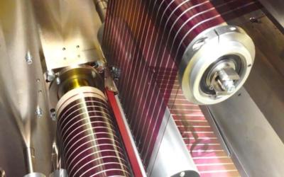 Jönnek a fillérekből előállítható, nyomtatható napelemek