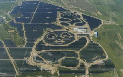 Kína napelemfarmjai tarolnak