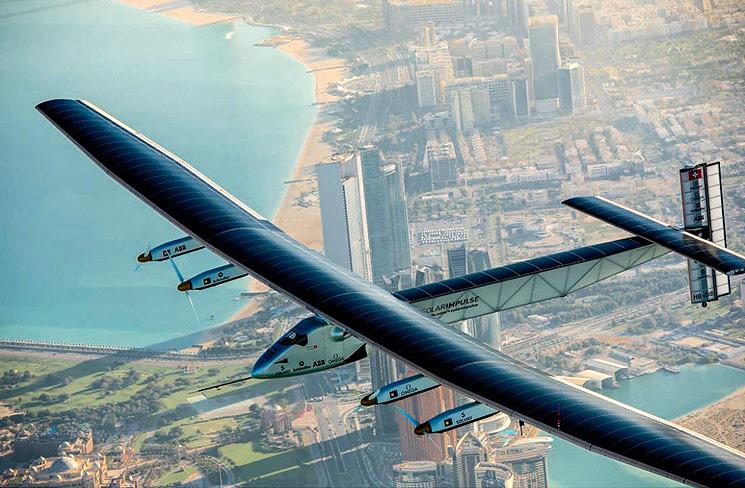 Már a felhők közt jár a napelemmel működő, önvezető repülő