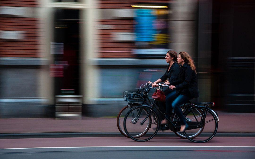 A világ legnagyobb bicikli tárolója 13 ezer kerékpár befogadására képes