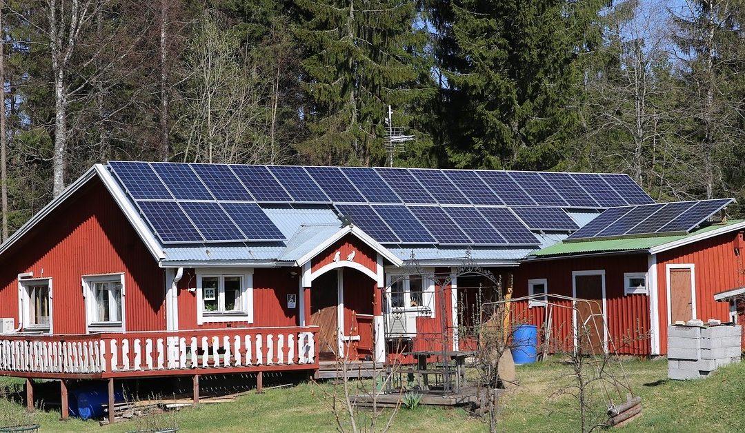 Szigetüzemű napelemes rendszerek